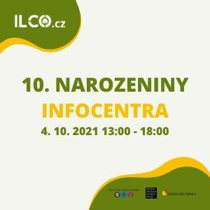 Slavíme 10 let Infocentra